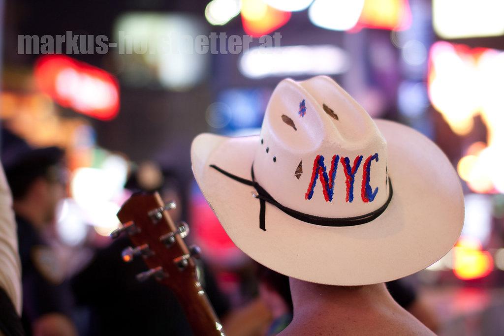 naked cowboy - nyc