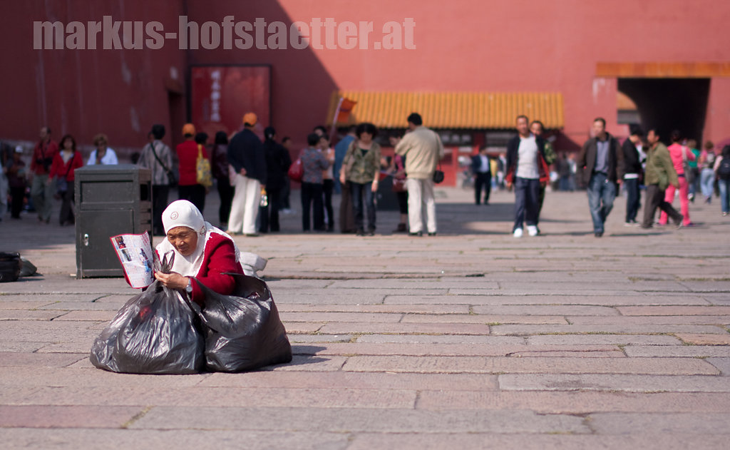 the waiting - bejing china