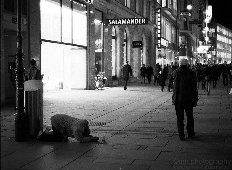beggar - vienna (analog)