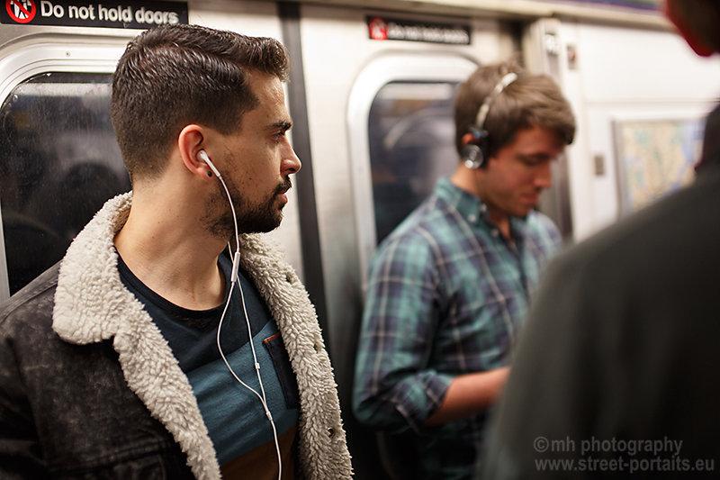 listening  - nyc underground