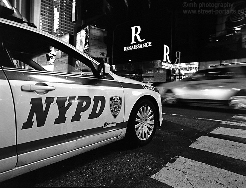 nypd - time square nyc