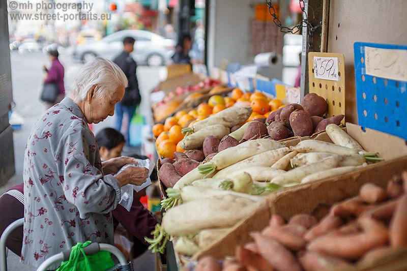 shopping - china town san francisco
