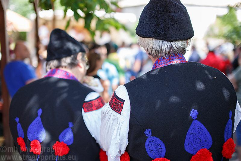 hontianska paráda - hrušov - slovakia
